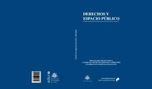 Portada Derechos y espacio público