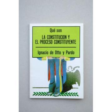 libro otto constitución